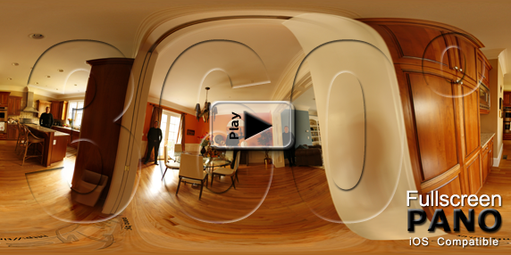 Kitchen Dining Room Me Pano Play Button