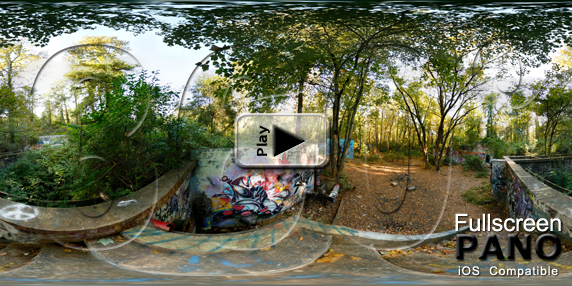 Dekalb Water Works Pano Play Button 2