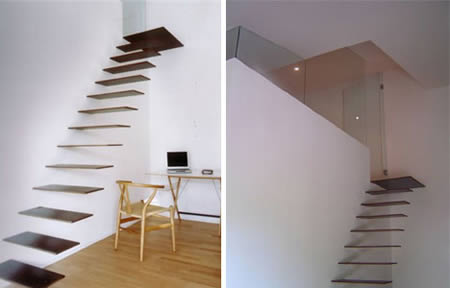 Floating Staircase 1