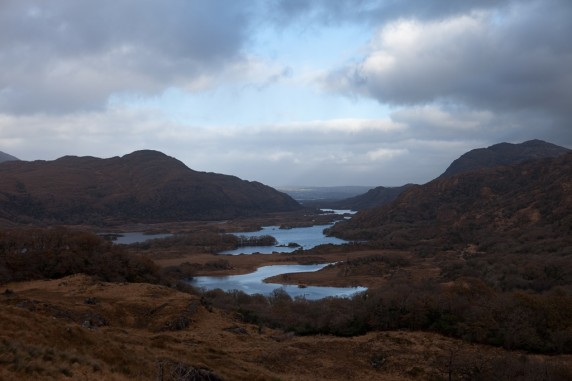 Valley in the Ring of Kerry, Ireland