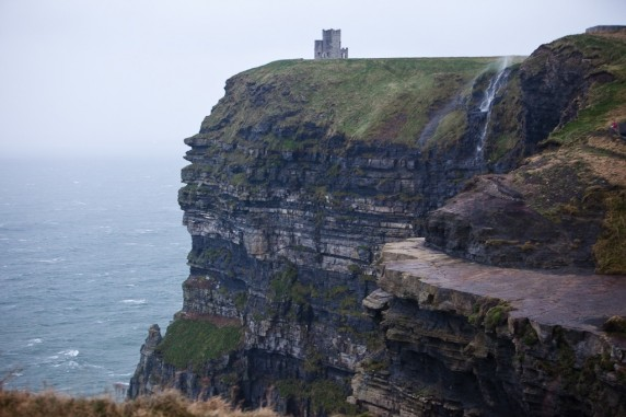 Northern Point of The Cliffs of Moher, Ireland