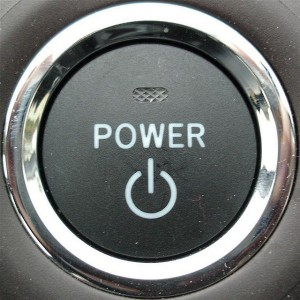 Prius Power Button