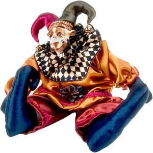 Clown Doll, Jester