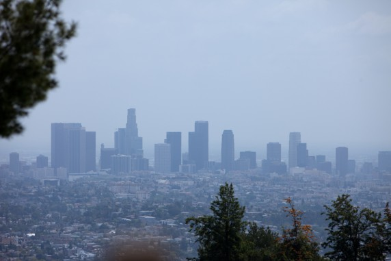 Los Angeles As Seen from the Griffith Observatory
