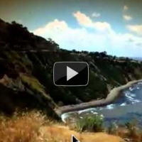 Flying Gliders @ Malaga Cove (a Viddy)