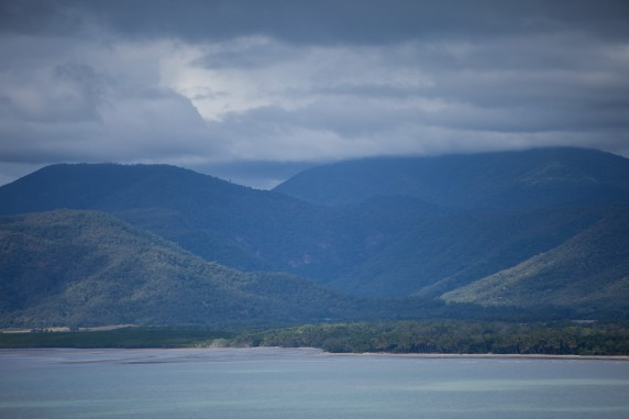 View Atop Port Douglas