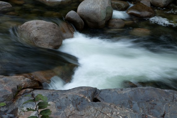 Mountain River at Mossman Gorge