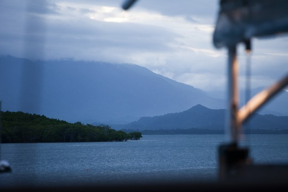 View at Dinner in Port Douglas