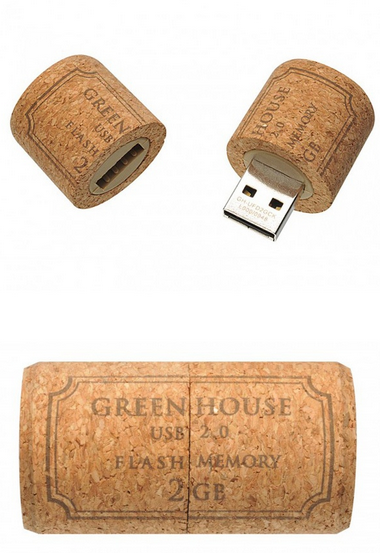 Cork USB Memory Stick