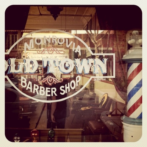 Old Town Barber Shop