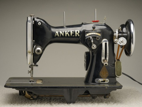 Vintage Anker sewing machine