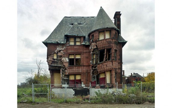 The Ruins of Detroit - William Livingstone House