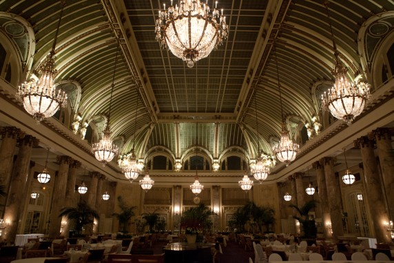 The Palace Hotel Dining Room, San Francisco