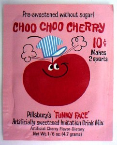 Choo Choo Cherry Pack 1966
