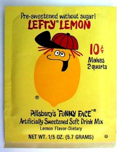 Lefty Lemon Pack 1966