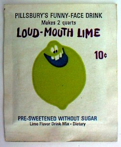 Loud Mouth Lime Pack 1964