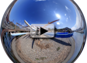 Fort Baker Beach Planet Play Button