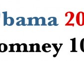 Obama and Romney Bumper Sticker