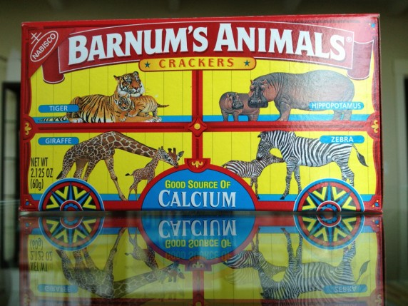 Animal Crackers Box of Cookies