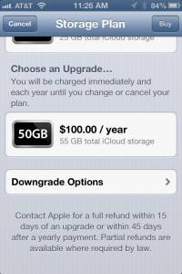Upgrade (iPhone)