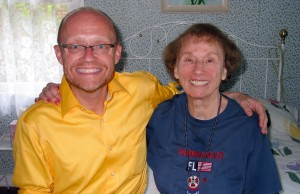 Steve McKenna and Helen Ivey, May 29, 2005