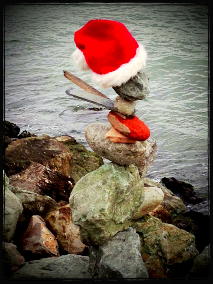 Jingle Bell Rock in Downtown Sausalito