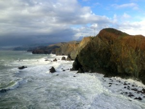 The North Coast in the Headlands