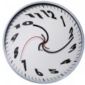Twisted clock