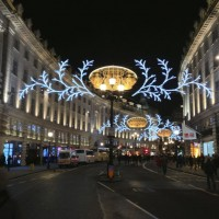 Regent Street 12 Days of Christmas