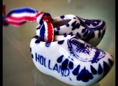 Holland Tiny Glass Shoes