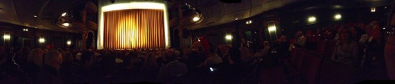 Pano inside the Aldwych Theatre in London's West End