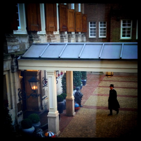 Entrance –Hotel The Grand