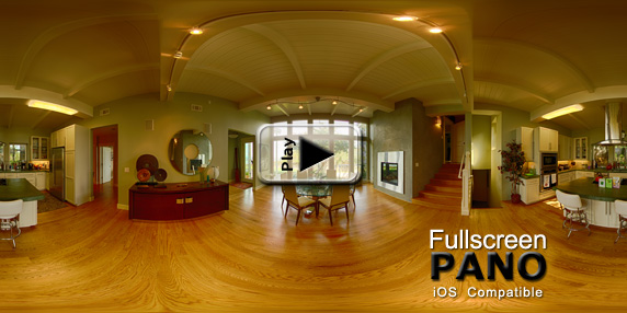 10mm HDR Indoor Graduated Pano Play Button