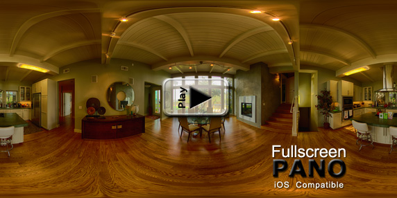 10mm HDR Indoor Realistic Dark Pano Play Button