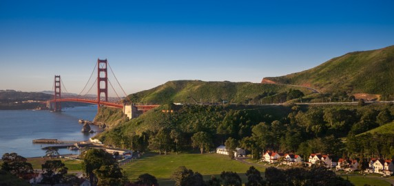 Golden Gate Bridge, Fort Baker, Cavallo Point