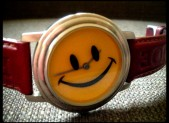 Joe Boxer Smily Face Watch