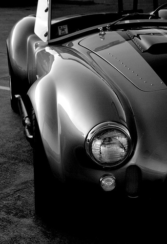 Shelby AC Cobra(shot by Hine)