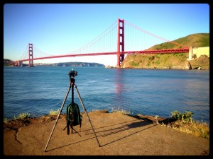 The Golden Gate Bridge Time-Lapse Sunrise Shoot