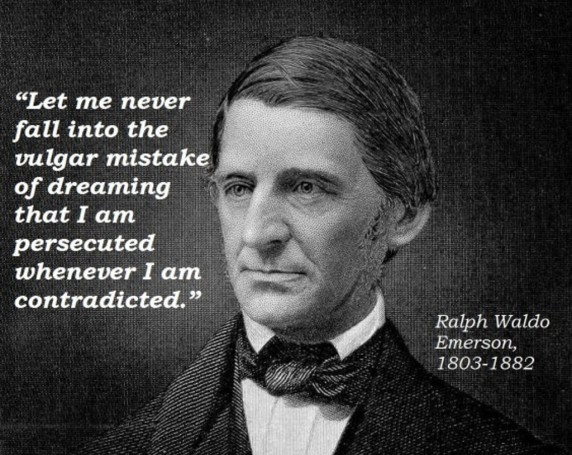 Ralph Waldo Emerson Quotation