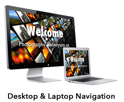 SSP Photos Desktop-Laptop Navigation Button