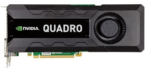 Nvidia Quadro K5000 for Mac