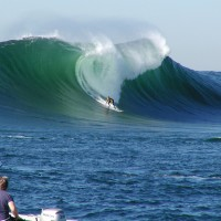 Mavericks Surfing