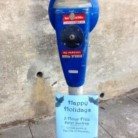 Sausalito Parking Meter