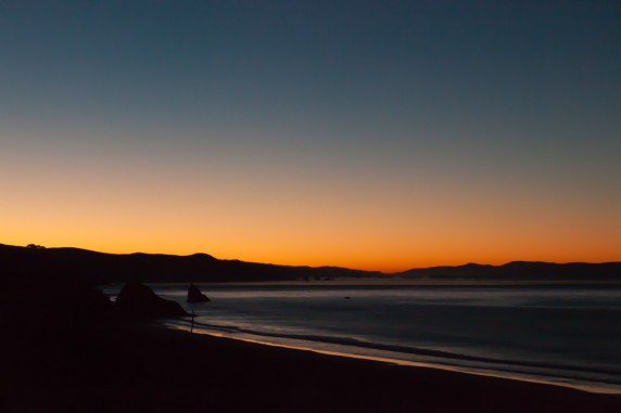 Bodega Head (South at dawn)