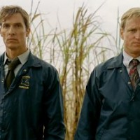 Matthew McConaughey and Woody Harrelson HBO series True Detective