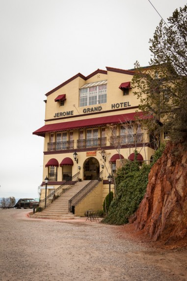 Jerome - The Jerome Grand Hotel