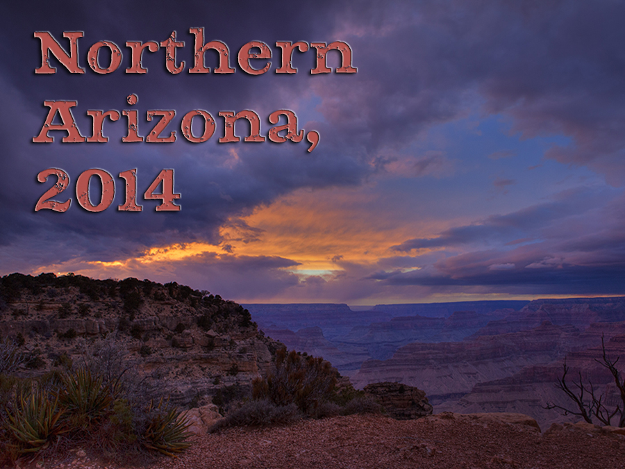 My Northern AZ Photo Gallery, 2014