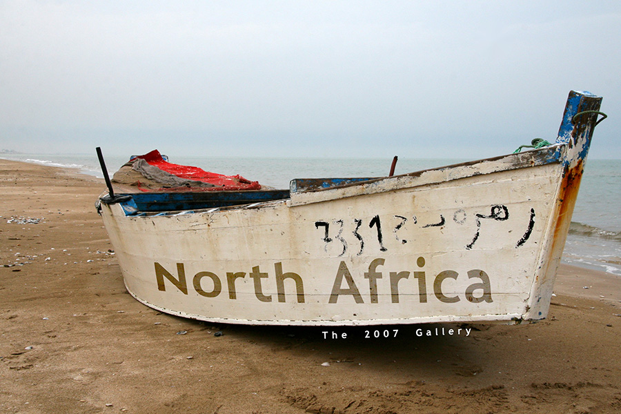 My North Africa Photo Gallery, 2007